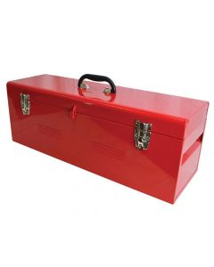 Faithfull Metal Heavy-Duty Toolbox & Tote Tray 26in - FAITBHDC26N