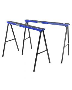 Faithfull Steel Trestles (Twin Pack) - FAITRESTLES