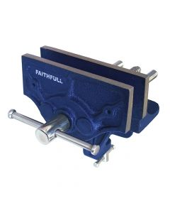 Faithfull Woodcraft Vice 150mm (6in) - Clamp Mount - FAIV34