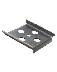 Faithfull Wood Scraper Blade 4-Sided 62mm - FAIWS624B
