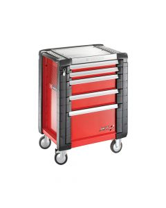 Facom 5 Drawer Roller Cabinet Red - FCMJET5M3