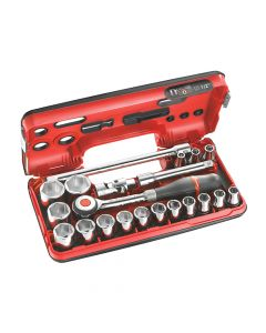 Facom Metric Socket Set - FCMS360DBOX1