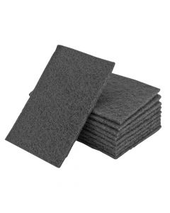 Flexipads World Class Hand Pads Grey Very Fine 150 x 223mm (10) - FLE34010