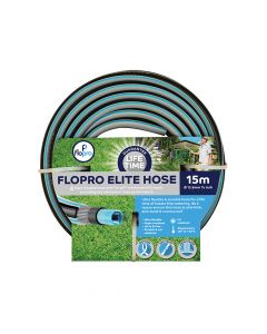 Flopro Elite Hose 15m 12.5mm (1/2in) Diameter - FLO70300023
