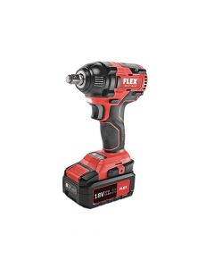 Flex Power Tools 1/2in Impact Wrench 18V 2 x 5.0Ah Li-ion - FLXIMPWRENCH