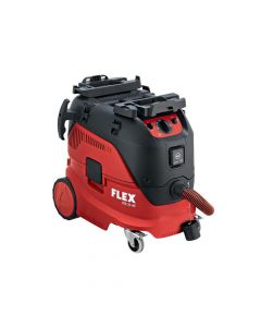 Flex Power Tools AC Vacuum Cleaner M Class with Power Take Off 1400W 110V - FLXVCE33ML