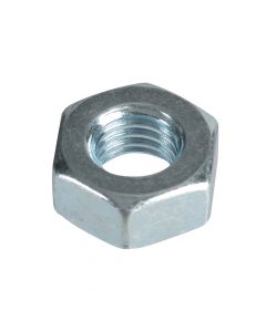 ForgeFix Hexagonal Nuts & Washers ZP M10 Forge Pack 10 - FORFPNUT10