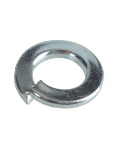 ForgeFix Spring Washers DIN127 ZP M8 Forge Pack 30 - FORFPSW8