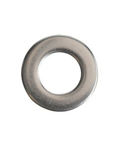 ForgeFix Flat Washers DIN125 A2 Stainless Steel M10 Forge Pack 20 - FORFPWAS10S