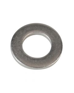 ForgeFix Flat Washers DIN125 A2 Stainless Steel M12 Forge Pack 10 - FORFPWAS12S