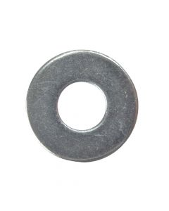 ForgeFix Flat Penny Washer ZP M10 x 25mm Bag 10 - FORPENY10M