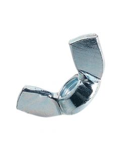 ForgeFix Wing Nut ZP M5 Bag 10 - FORWING5M