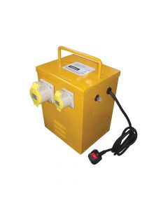 Faithfull Heater Transformer 3KVA Continuous Rate - FPPTRANHEAT