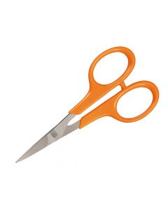 Fiskars Curved Manicure Scissors with Sharp Tip 100mm (4in) - FSK859808