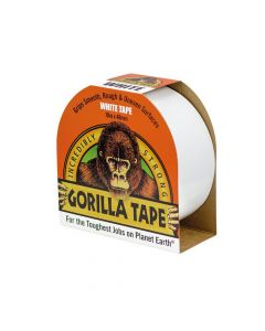 Gorilla Glue - Tape White 48mm x 10m - GRGCLOTHWH
