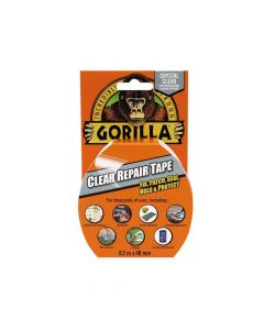 Gorilla Glue - Tape Clear Repair 48mm x 8.2m - GRGCLTAPE48
