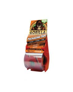 Gorilla Glue - Packaging Tape 72mm x 18m Dispenser - GRGPKTAPE18