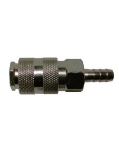 "Hi-Flow Quick Release Coupling 1/4"" BSP with Hose Connector"
