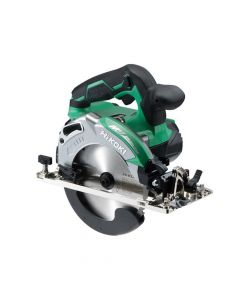 HiKOKI Brushless Circular Saw 165mm 18/36V 2 x 5.0/2.5Ah Li-ion - HIKC3606DAJR
