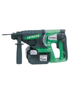 Hitachi SDS Plus Hammer Drill 25.2V 2 x 2.0Ah Li-Ion - HITDH25DAL