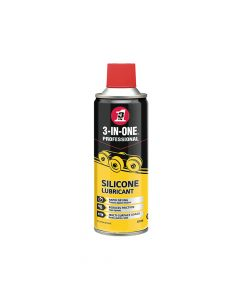 3-IN-ONE Silicone Spray 400ml - HOW44015