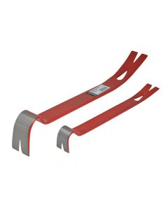 Hultafors Wrecking Bar 525mm (21in) & Mini Bar Set - HUL10821PK