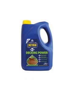 Jeyes 4-In-1 Decking Power 4 Litre - JEY2006003