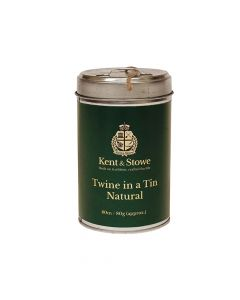 Kent & Stowe Twine In a Tin Natural 80m (80g) - K/S70109666