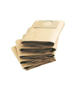 Karcher Dust Bags for A2234, A2200, MV2 and WD2 Vacuum Pack of 5 - KAR69043220