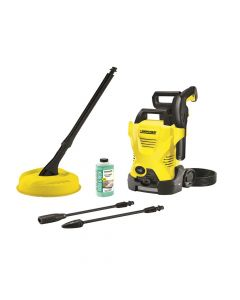 Karcher K2.850 Premium Telescopic Washer 110 Bar 240V - KARK2850