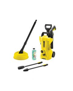 Karcher K2 Premium Full Control Home Pressure Washer 110 bar 240V - KARK2FCPCH