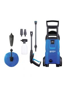 Kew Nilfisk Alto C120.7-6 PCA X-TRA Pressure Washer With Patio Cleaner & Brush 120 Bar 240V - KEWCOM120HG