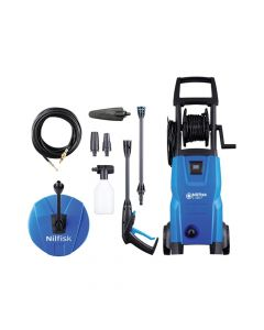 Kew Nilfisk Alto C125.7-6 PCAD X-TRA Pressure Washer with Maintenance Kit 125 bar 240V - KEWCOM125M