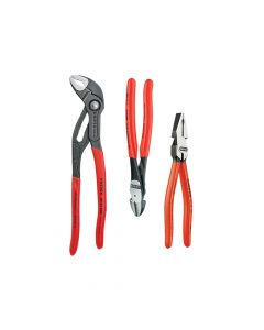 Knipex Power Pack High Leverage Plier Set 3 Piece - KPX002010