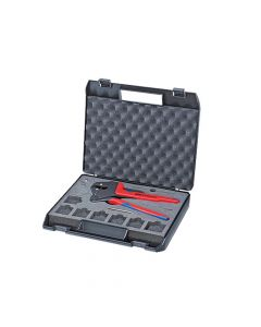 Knipex Crimp System Pliers In Case - KPX9743200
