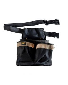 Kuny's 5 Pocket Framers Nail/Tool Pouch With Belt - KUNAP1836