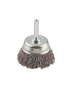 KWB HSS Crimped Cup Brush 75mm Coarse - KWB606330