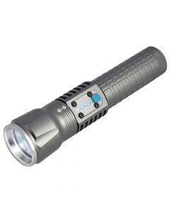 Lighthouse Rechargeable Tech-Lite LED Torch 5 Watt - L/HEPOWER