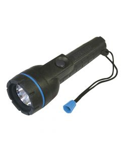 Lighthouse Rubber Torch 2 AA - L/HR2AA