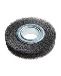 Lessmann Wheel Brush D150mm x W30-32 x 50 Bore Set 3 Steel Wire 0.30 - LES345163