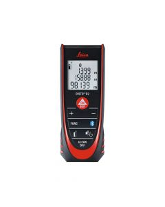 Leica Geosystems Disto D2 Laser Distance Meter 100m Bluetooth - LGSD2N