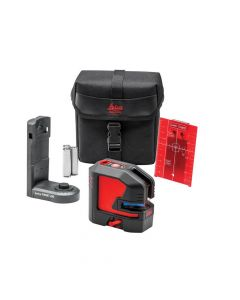 Leica Geosystems Lino L2S-1 Red X Line Laser Starter Pack - LGSL2S