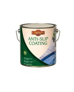 Liberon Anti-slip Coating 2.5 Litre - LIBASC25L