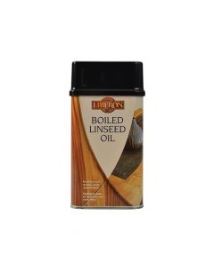 Liberon Boiled Linseed Oil 500ml - LIBBLO500