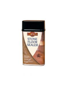 Liberon Colour Enhancer Stone Floor Sealer 1 Litre - LIBFSSEAL1L