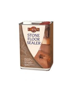 Liberon Colour Enhancer Stone Floor Sealer 5 Litre - LIBFSSEAL5L
