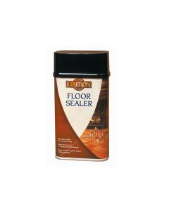 Liberon Wood Floor Sealer 1 Litre - LIBFSW1L