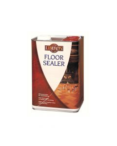 Liberon Wood Floor Sealer 5 Litre - LIBFSW5L