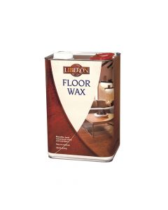 Liberon Wood Floor Wax Clear 5 Litre - LIBFWW5L