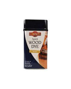 Liberon Spirit Wood Dye Light Oak 1 Litre - LIBSDLO1L